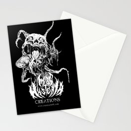 Internalizing Emotion Stationery Cards