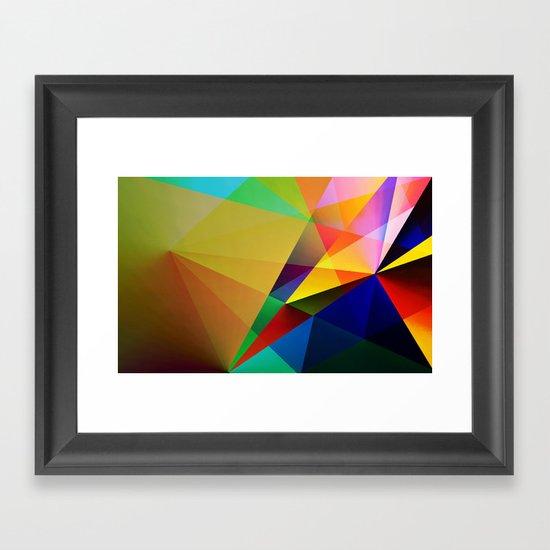 Madness 2324-1 Framed Art Print