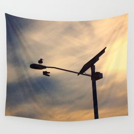Shoe Bird Wall Tapestry