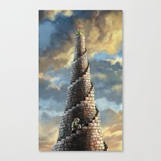 TOWER OF MABEL Canvas Print