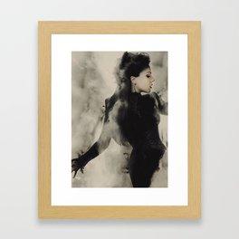 The Queen 2 Framed Art Print