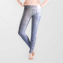 Winter Sparkle On A Sunny Frosty Day #decor #society6 #buyart Leggings