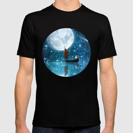 The Moon and Me v2 T-shirt