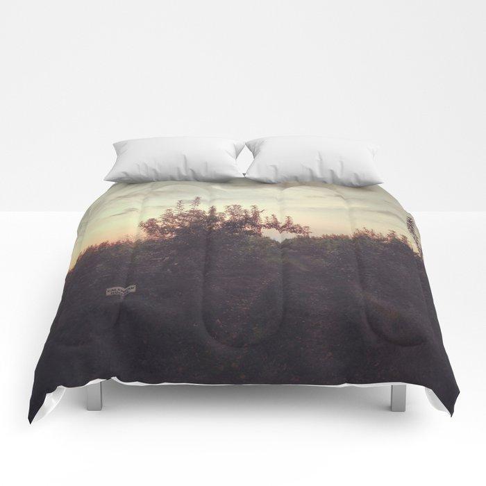 Calendar House Apple Orchard  Comforters