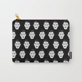 Ruth Bader Ginsburg Face Feminist Gifts Notorious RBG Carry-All Pouch