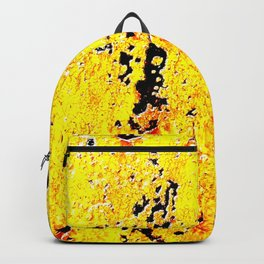 Rusty Mustard Backpack