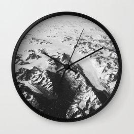 Greenland #1 Wall Clock