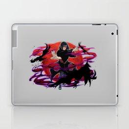 Uchiha Itachi Jutsu Laptop & iPad Skin