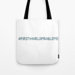 Problems Tote Bag