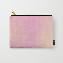 Fairyfloss Pink (Dreamy Abstract Art) Carry-All Pouch