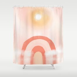 Soul at Peace | Carefree Shower Curtain