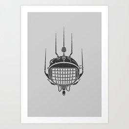 iBot Art Print