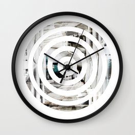 Laberinto Wall Clock