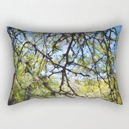Colors of Nature Rectangular Pillow