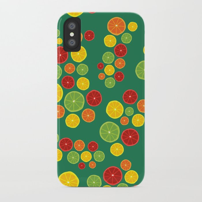 BP 21 Fruit iPhone Case