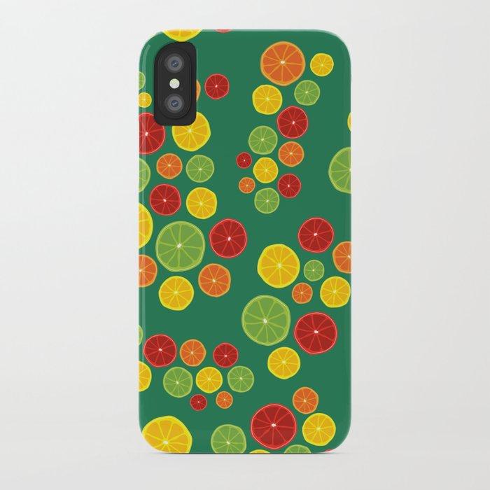 BP 21 Fruit iPhone Case
