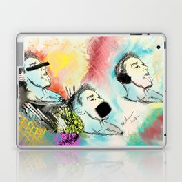 No Evil Laptop & iPad Skin