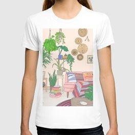 Bohemian Living Room T-shirt