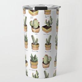 cactus names Travel Mug