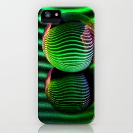 Fresco iPhone Case