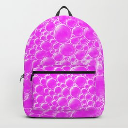 Champagne Bubbles Collection: #4 – Cotton Candy Pink Backpack