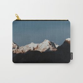 Himalaya Mountains III Carry-All Pouch
