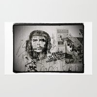 che Area & Throw Rugs featuring CHE by Dave Houldershaw