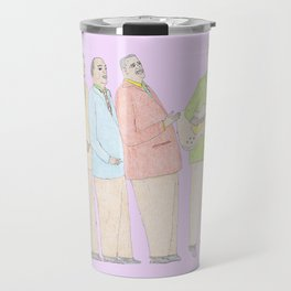 The Mills Bros Travel Mug