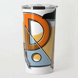 A-R-T Spells Art! Travel Mug