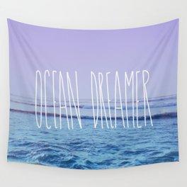Ocean Dreamer Wall Tapestry