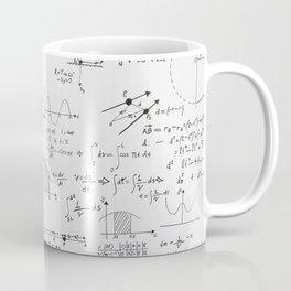 Mathematical equations Coffee Mug