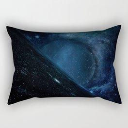 Planetary Soul Chronos Rectangular Pillow