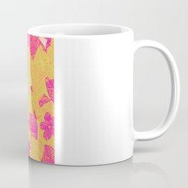 Geo Floral Coffee Mug