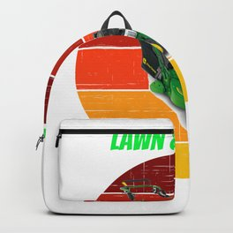 lawn mower for gardeners, land scapers and lawn mowing dads  Backpack