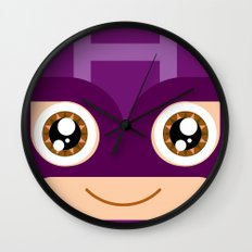Adorable Hawkeye Wall Clock