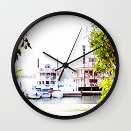 Secret Path Wall Clock