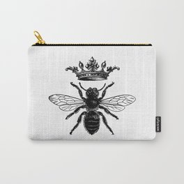 VINTAGE QUEEN BEE Carry-All Pouch