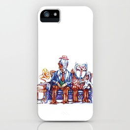 Family Affair  iPhone Case