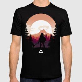 The Legend of Zelda - Orange Version T-shirt