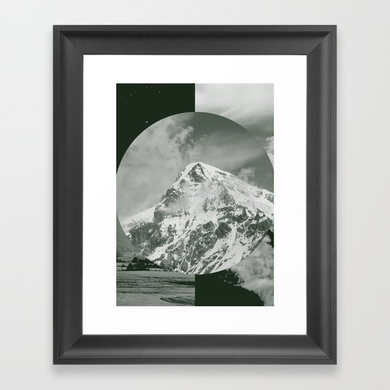 Darklands Framed Art Print