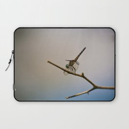 green-eyed dragonfly Laptop Sleeve