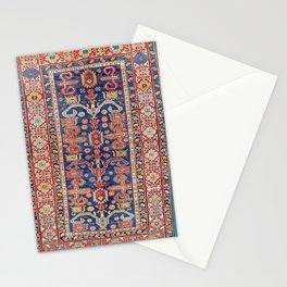 Perepedil Shirvan East Caucasus Rug Print Stationery Cards
