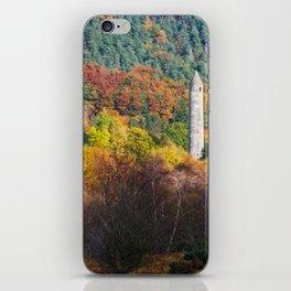Autumn at Glendalough (RR 171) iPhone Skin