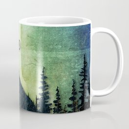 Downhill Colors Coffee Mug