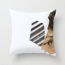 Cutouts II-12 Throw Pillow