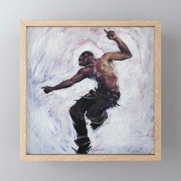 Dancer Framed Mini Art Print