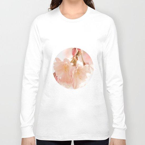 Cherry Bokeh Long Sleeve T-shirt