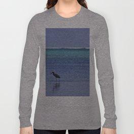 Reddish Egrit Long Sleeve T-shirt