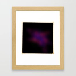 Abstract #4 (Flash Series) Framed Art Print