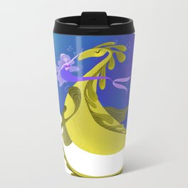 The Sea Dragon Metal Travel Mug